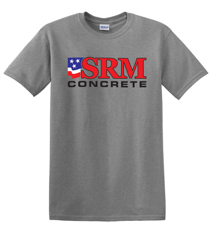 Gray Heavy Cotton™ 100% Cotton T-Shirt