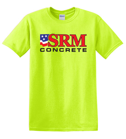 Safety Green Heavy Cotton™ 100% Cotton T-Shirt