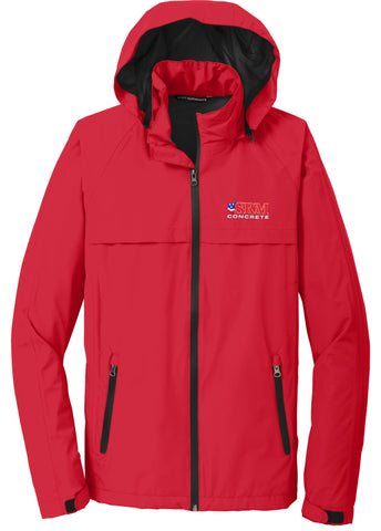 Men's Red Torrent Waterproof Jacket