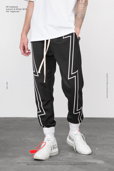 Thunder stripe Sweatpant