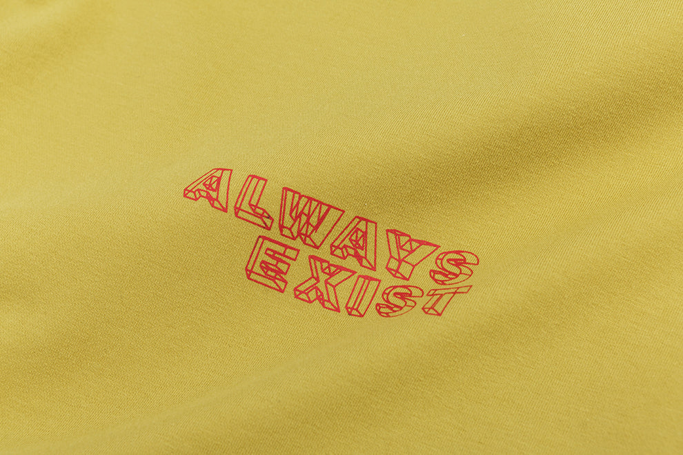 Always Exist Collections Harajuku Women T-Shirt - simplifybox