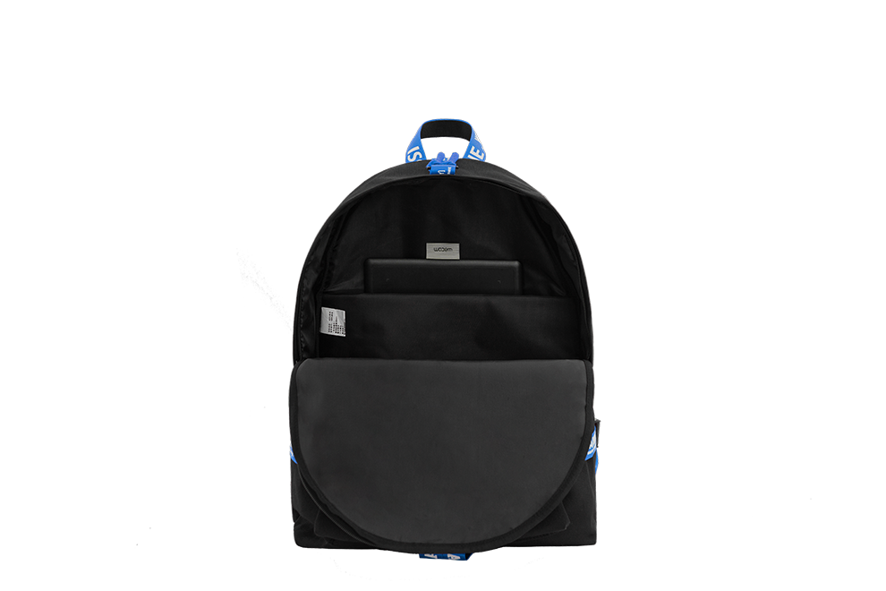 Issue Warning Tape BackPack - simplifybox