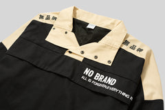 No Brand Pullover Jacket  Coats - simplifybox