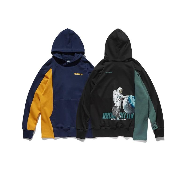 Uncommited Oversized Hoodies - simplifybox