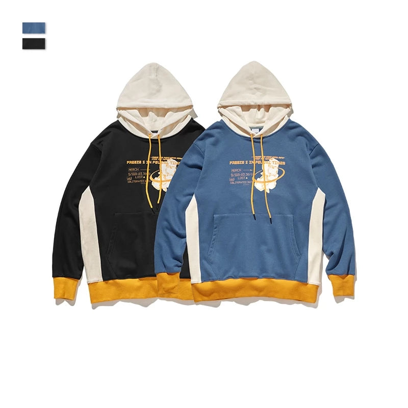 Freeze s In Feudal Time Design Hoodie - simplifybox