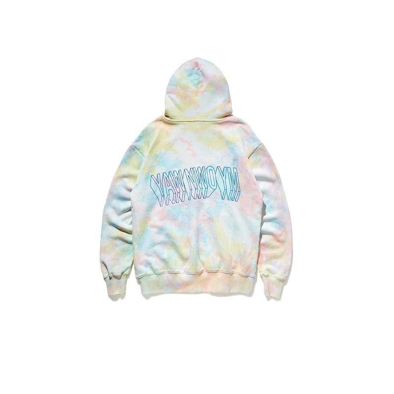 My Own Way Tie Dye Hoodies - simplifybox
