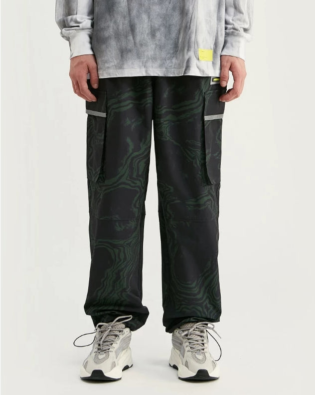 Dreamer Dark Camouflage Jogger Pants - simplifybox