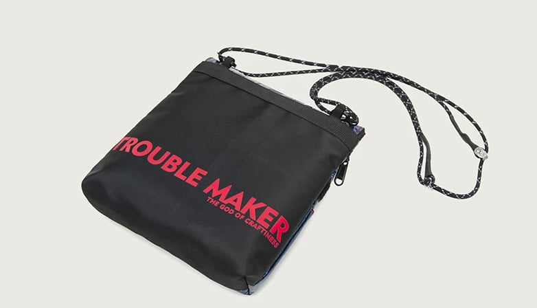 Shop Trouble Maker Mini Print Crossbody Bag at SIMPLIFYBOX. Find our latest collection of Bags at SIMPLIFY BOX