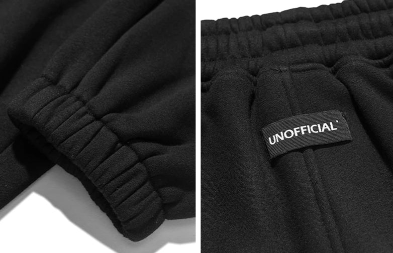 UNGODLY Track Joggers Pant - simplifybox