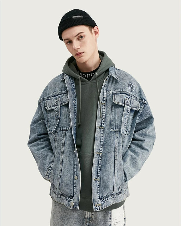 Tiger Jeans Jacket - simplifybox