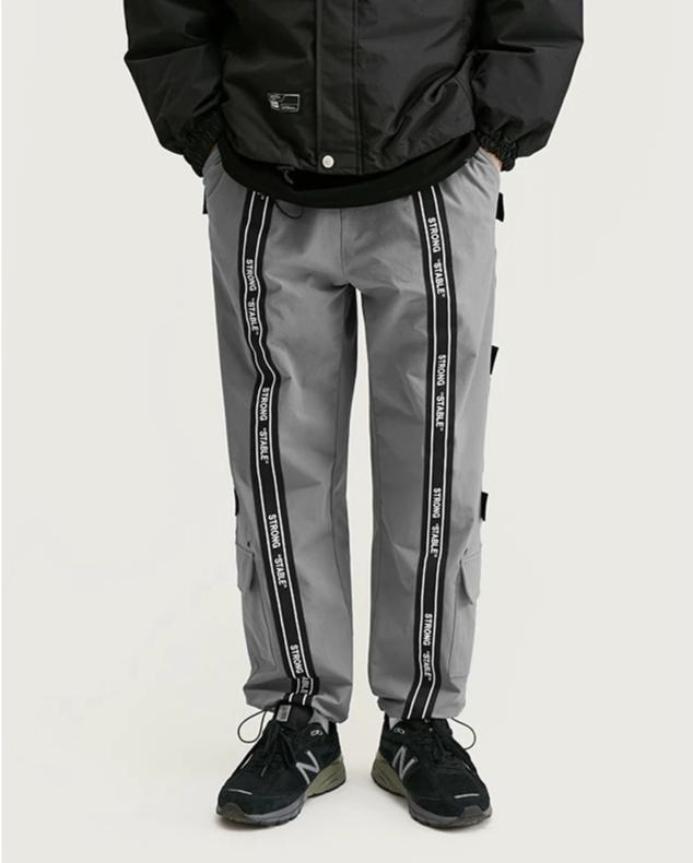 Shop Strong Stable Windbreaker Jogger Pants at SIMPLIFYBOX. Find our latest collection of Sweatpants at SIMPLIFY BOX