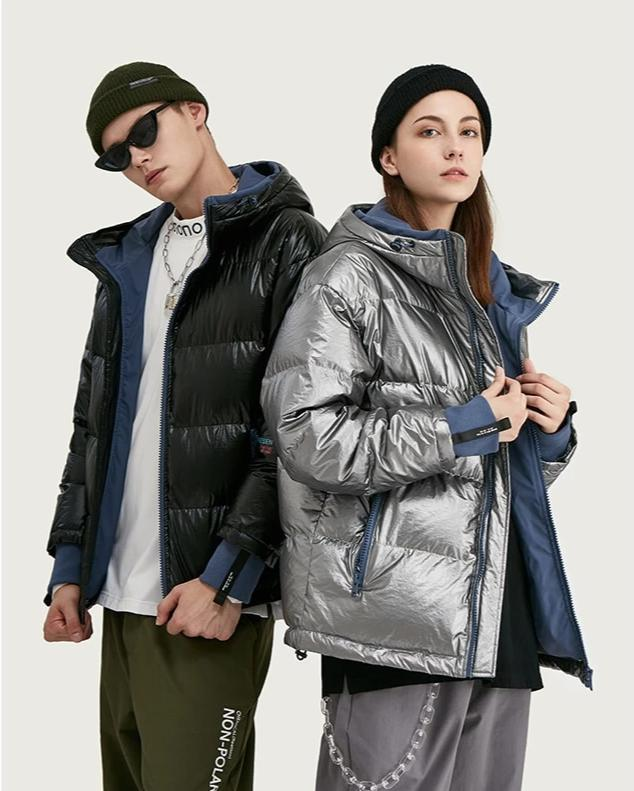 Winter Wadded Jacket Coat - simplifybox