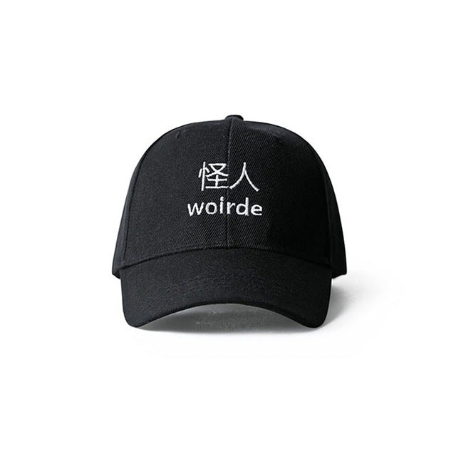 WACK Chinese Embroidery Baseball Cap