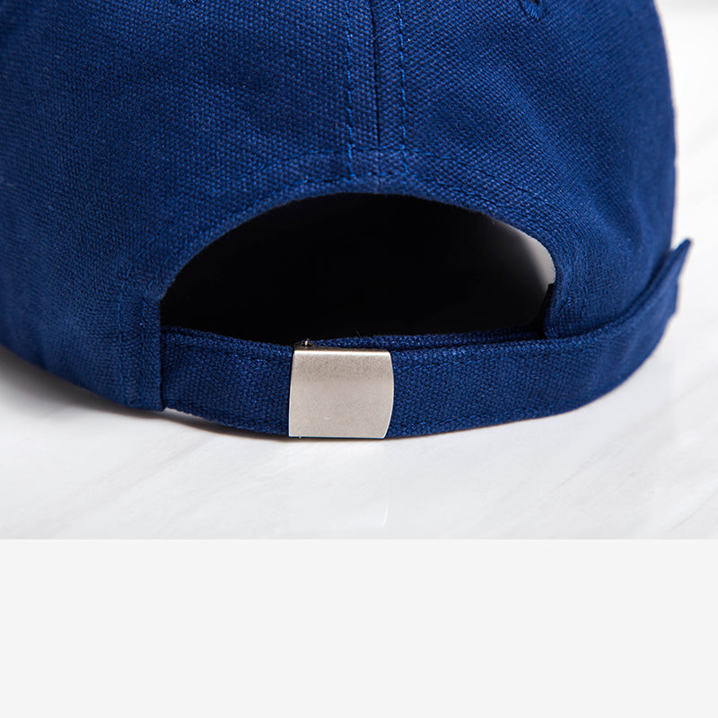 Holiday Baseball Cap (Navy) - simplifybox
