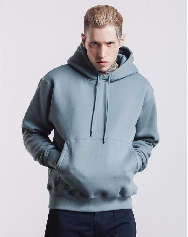 Thick Fleece Pure Velvet Fabrics Hoodies - simplifybox
