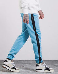 Shop Side Stripe Letter Printing Jogger Elastic Waist SweatPants at SIMPLIFYBOX. Find our latest collection of Sweatpants at SIMPLIFY BOX