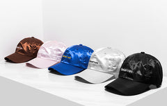 DESERVES Harajuku Baseball Cap (Black) - simplifybox
