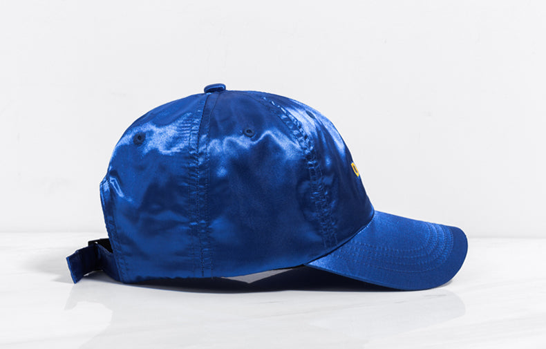 DESERVES Harajuku Baseball Cap (Blue) - simplifybox