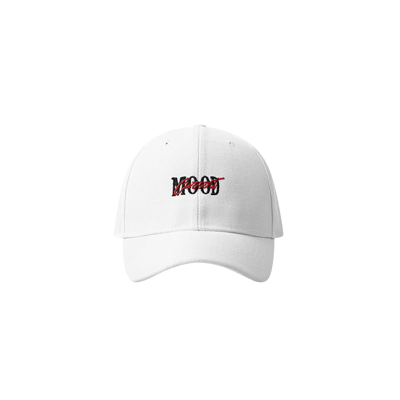 Mood Baseball Cap - simplifybox
