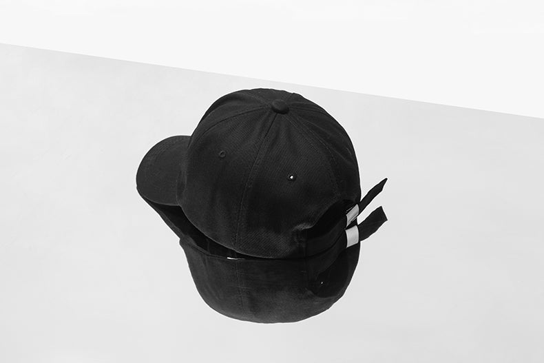 PIT A PAT Baseball Cap (Black) - simplifybox