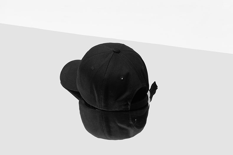 Getting Old Youth Baseball Cap (Black) - simplifybox