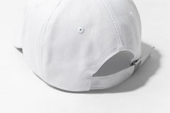 Getting Old Youth Baseball Cap (White) - simplifybox