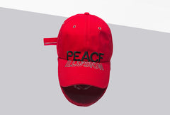 PEACE ILLUSION Baseball Cap - simplifybox