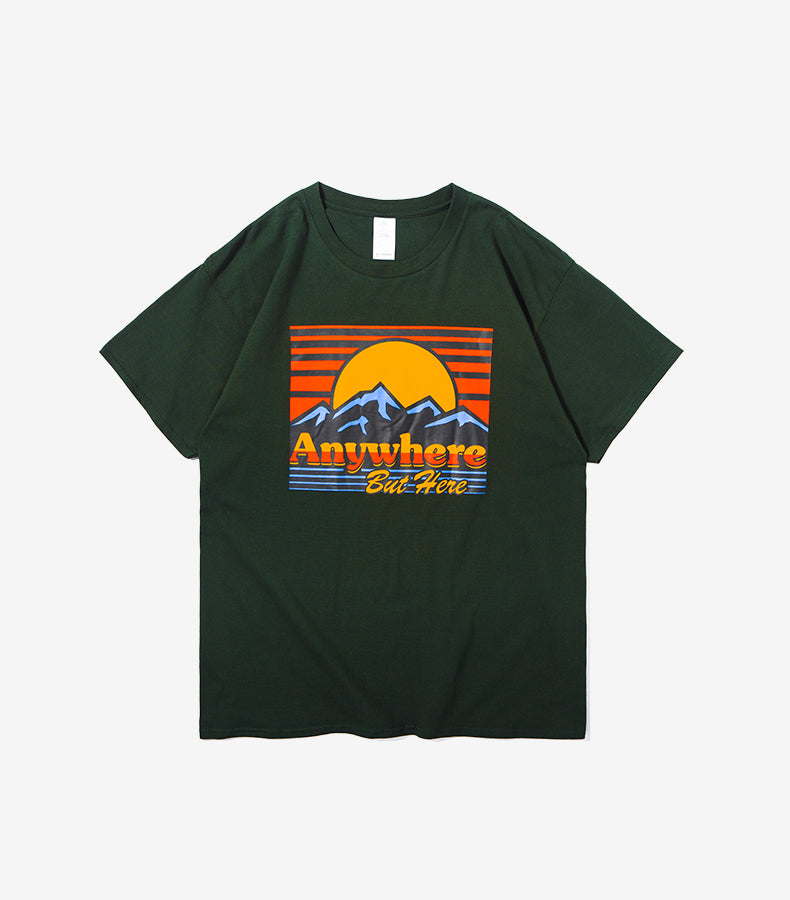 Anywhere But Here T-Shirt - simplifybox