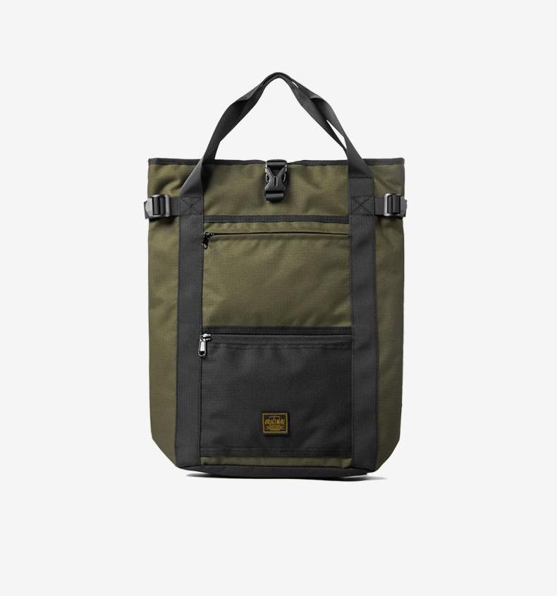 Tape Detail Trend Backpack - simplifybox