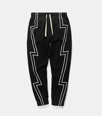 Thunder stripe Sweatpant - simplifybox
