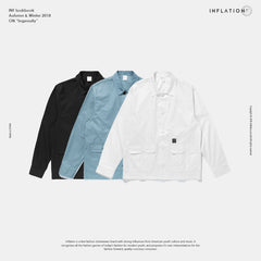 Basic Long Sleeve Shirt - simplifybox