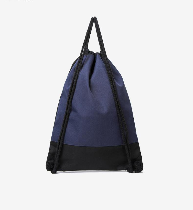 Royal blue Waterproof Drawstring Bag - simplifybox