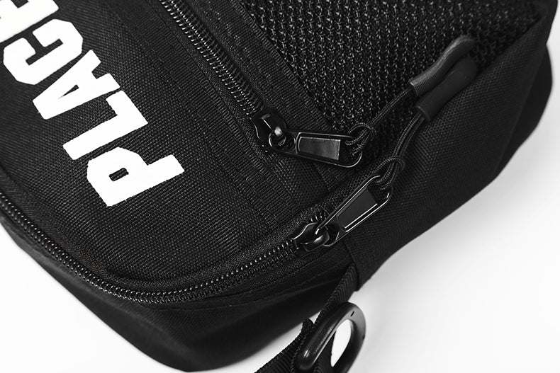 Place + Face Belt Pouch Bag - simplifybox