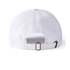 SUCKME Baseball Cap (white) - simplifybox
