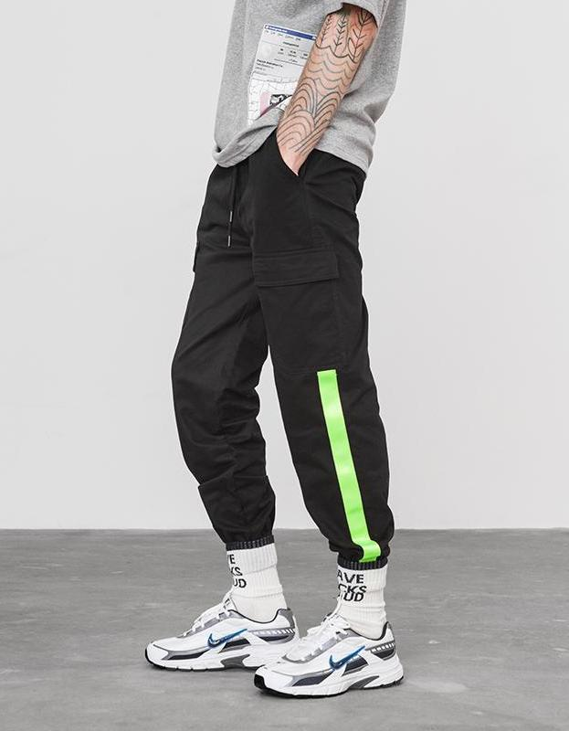 Ankle Banded Casual Jogger Pants - simplifybox