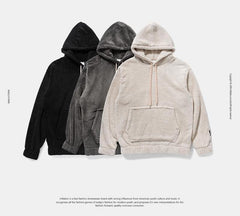 Casual Cotton Skateboard Women Hoodie - simplifybox