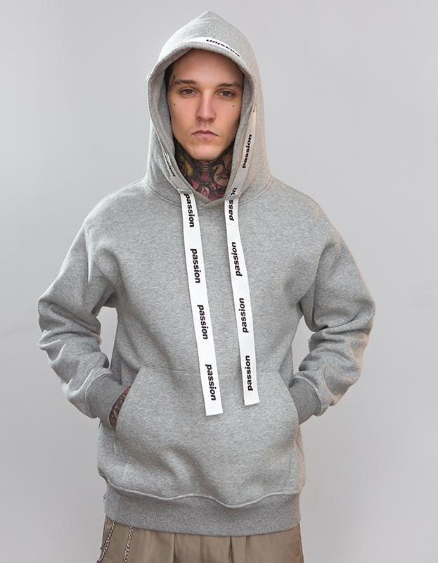 Passion Drawstring Men Hoodies - simplifybox
