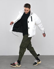 Shibuya Element  Jacket Coat - simplifybox