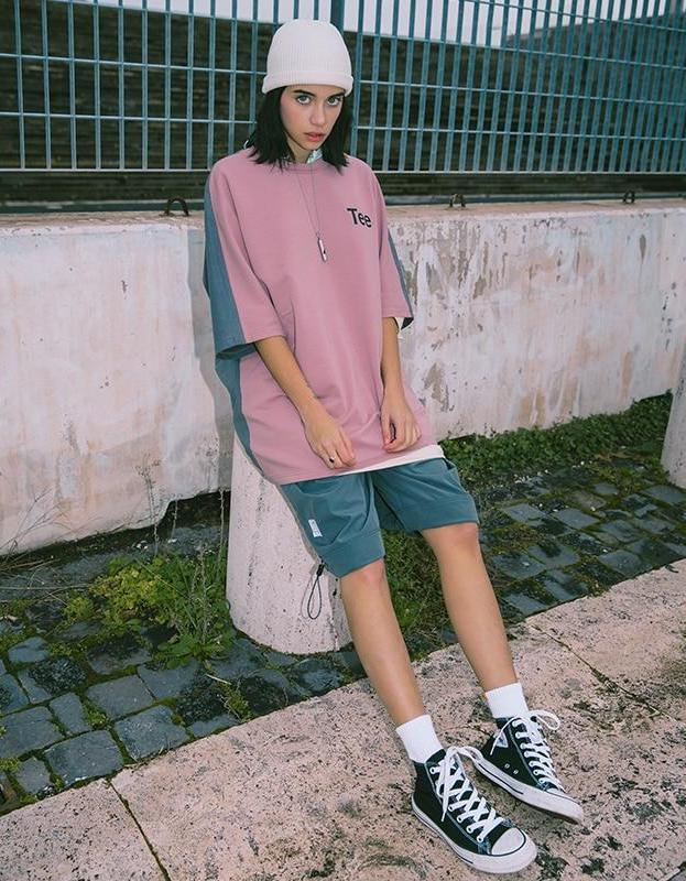 Tee Oversized High Quality Women T-shirt - simplifybox