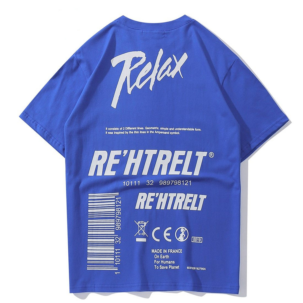 Relax T-shirts - simplifybox