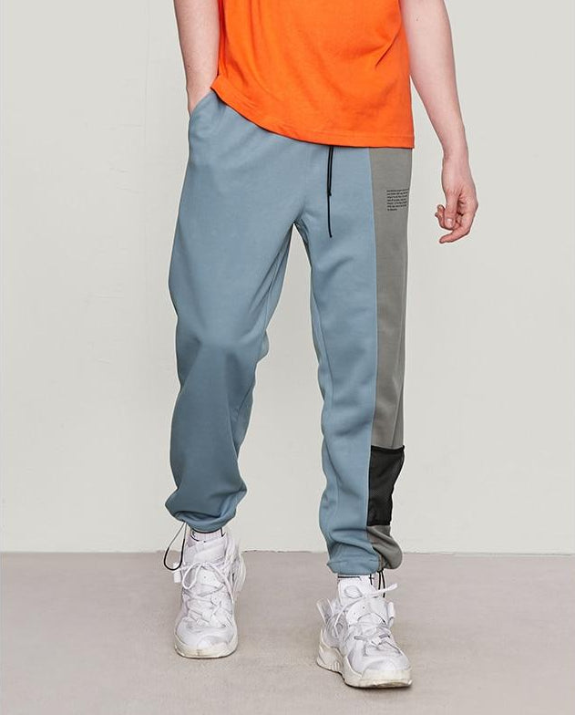 Side Splicing Jogger Sweatpant