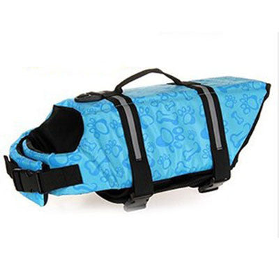 Breathable Mesh Pet Dog Life Jacket Summer Dog Swimwear  Life Vest Safety Clothes For Dogs XS-XXL
