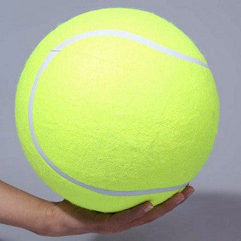 Dog Giant Tennis Ball Training Toy