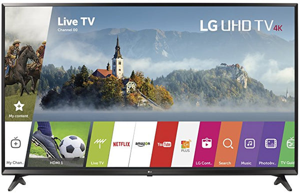Lg smart tv 65in 2018 version