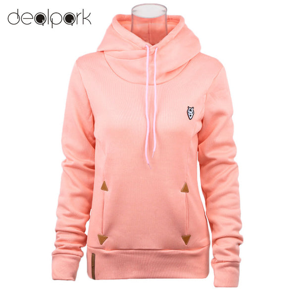 2017 Autumn Fashion Women Hoodie Sweatshirts Self-tie Pockets Pullover Hooded Loose Tops moletom feminino sudaderas mujer XXXL
