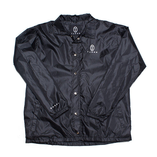 LIGHTWEIGHT COACHJACKET (BLACK)