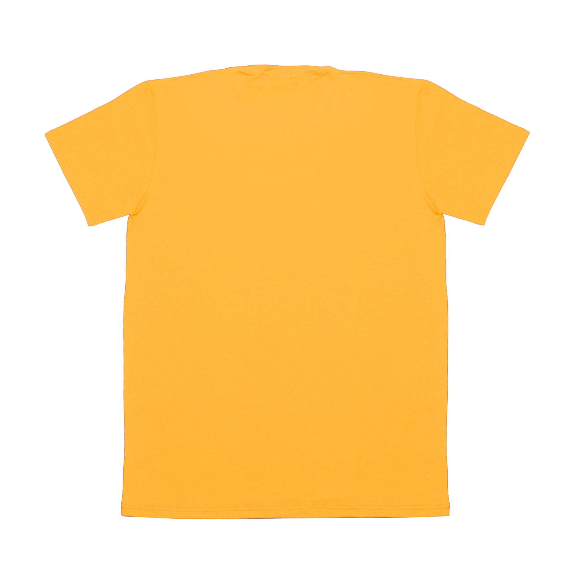 BOX FIT SQUAD TEE (YELLOW)