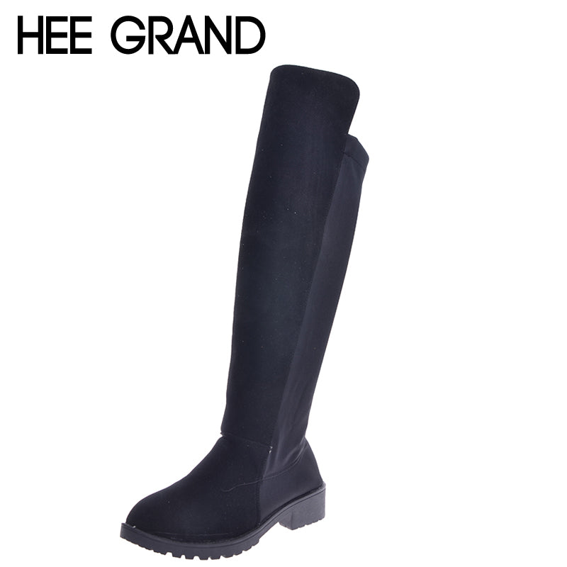 Women's Over-the-knee Flat Boots
