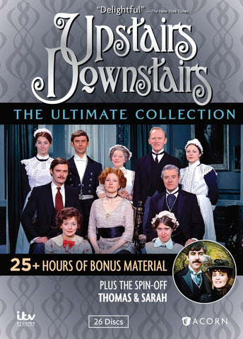 Upstairs, Downstairs: The Ultimate Collection