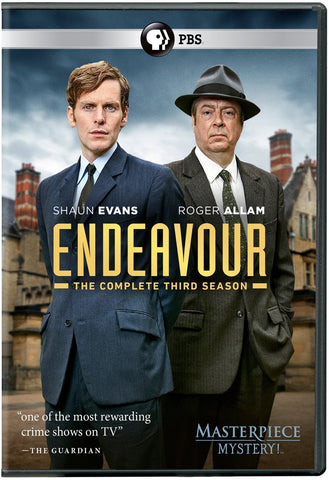 Masterpiece Mystery!: Endeavour: Series Three